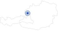Badesee/Strand Wallersee im Salzburger Seenland: Position auf der Karte