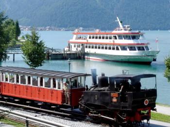 Achenseebahn & Achenseeschiffahrt