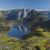 Der Altausseer See liegt am Fuße des Loser.