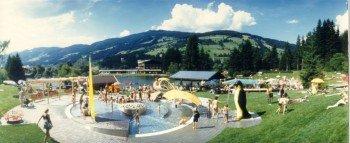 Kinderbereich Badesee Kirchberg