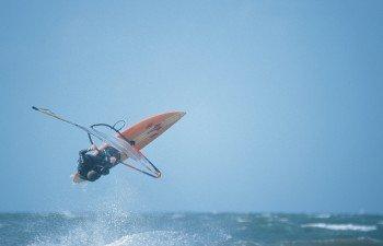 Windsurfer auf Amrum