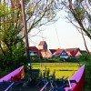 Auch Katamaran-Segeln kann man auf Baltrum
