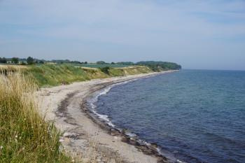 Verschiedenste Strandformen finden sich auf Fehmarn.