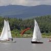 Auch Wassersport ist auf dem Drachensee möglich.