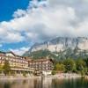 Seine einmalige Lage macht den Eibsee zu einem der schönsten Seen Bayerns