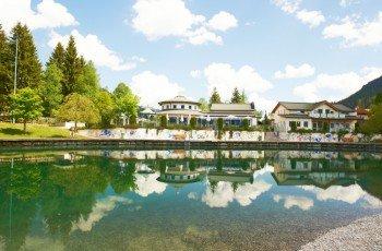 Der Seepark in St. Martin am Tennengebirge verspricht jedes Mal aufs neue ein unvergessliches Badevergnügen