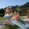 Wasserspaß beim Pichl Badesee im Kinderbecken