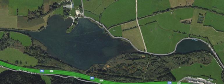Der Gaishorner See liegt in der Region Palten Liesingtal.