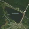 Satellitenbild Greifenbach-Stauweiher