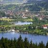 Der Große Alpsee bei Immenstadt