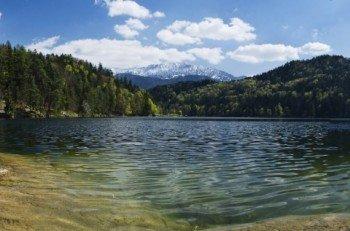 Badespaß im Hechtsee