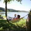 Der Hillebachsee eignet sich im Sommer ideal zum Entspannen.