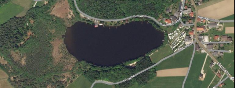 Satellitenbild Holzöstersee