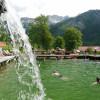 Hier badest du königlich, wie schon der Prinzregent Luitpold von Bayern.