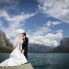 Der See ist ein beliebter Hochzeitsort