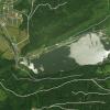 Der Lunzer See ist 1,7 Kilometer lang und 500 Meter breit.