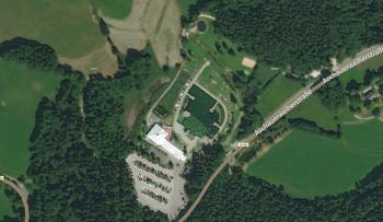 Satellitenbild Naturbad Aschauerweiher