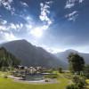 Erholung und Badespaß für die ganze Familie am Fuß von Tirols größtem Wasserfall.