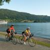 Rund um den Ossiacher See gibt es einige Radtouren.