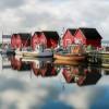 Der Fischereihafen von Boltenhagen