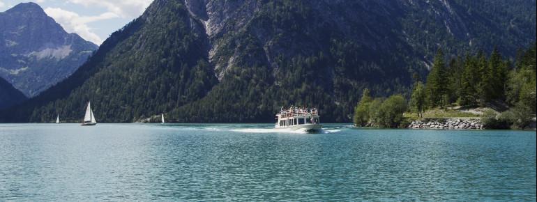 Der Plansee ist der zweitgrößte See Tirols.