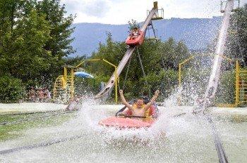 Badespaß und Action im 1. Kärntner Erlebnispark