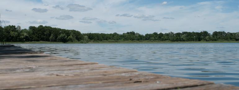 Der Ranziger See liegt in der Region Seenland Oder-Spree.