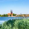 Der Ruppiner See ist der längste See Brandenburgs.