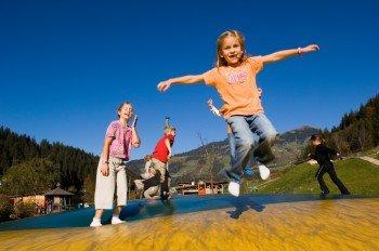 Im Freizeitpark sind Spaß und Action garantiert