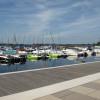 Bootsanlegestellen gibt es u.a. im Stadthafen Senftenberg.