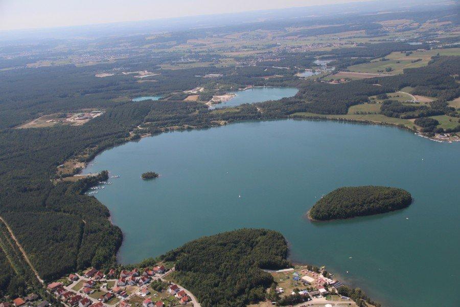 Badesee Schwandorf