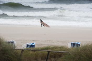 Sylt ist Austragsort des Windsurf World Cups