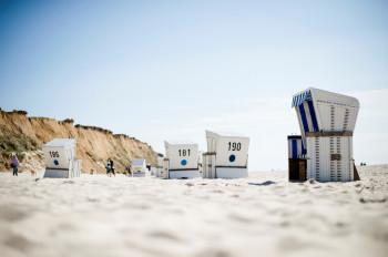 Jeder Strand auf Sylt hat seinen ganz eigenen Charme