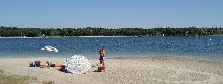 Wenn du früh dran bist hast du den Strand eventuell anfangs für dich alleine