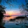 Der Tollensesee ist einer der größten Seen in Mecklenburg-Vorpommern.
