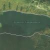 Der Langbathsee liegt im Naturschutzgebiet am Fuße des Höllengebirges.