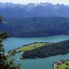 Der Walchensee mit Blick vom Herzogsstand