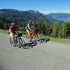 Der Wolfgangsee lockt mit vielfältigem Freizeitangebot. Dazu gehören auch Mountainbiketouren.