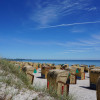 The beaches in Fehmarn offer fun as well as relaxation.