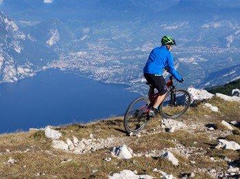 Mountainbiking at Lake Garda
