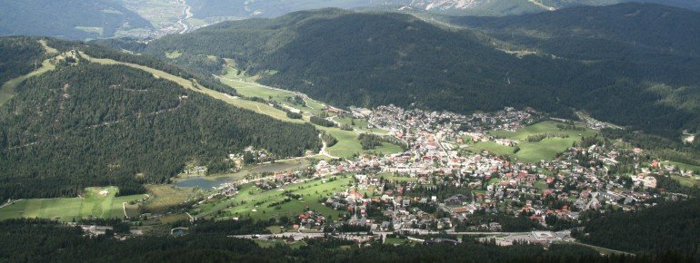 Seefeld Luftbild