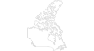 map of all hikes in Nova Scotia