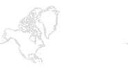 Karte der Ausflugsziele in Nordamerika