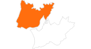 map of all tourist attractions in Lisbon