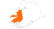 map of all tourist attractions in Kerry