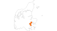 map of all tourist attractions in Aarhus