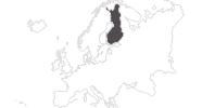 map of all travel guide in Finland