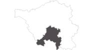 map of all travel guide Saarbruecken