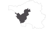 map of all travel guide Saarlouis