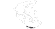 map of all travel guide in Crete
